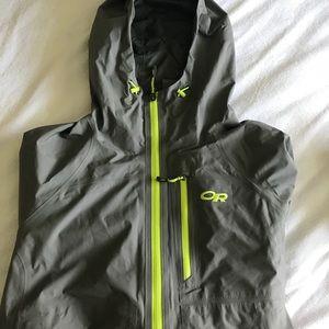 Outdoor Research Men's Foray Rain Jacket